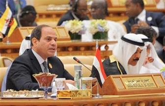 """""""المؤتمر"""": كلمة السيسي أمام قمة الرياض تاريخية ووضعت العالم أمام مسئولياته لمواجهة الإرهاب"""