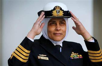 """""""الهجرة"""": """"منى شندي"""" قائد بسلاح البحرية الأسترالية تشارك بمؤتمر """"مصر تستطيع بالتاء المربوطة"""""""