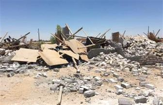 الهجان: استعادة 55 ألف فدان و7 ملايين متر مربع من أراضي أملاك الدولة بقنا
