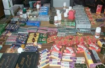 بقيمة 3 ملايين جنيه.. ضبط أدوية مستوردة ومهربة جمركيا بالإسكندرية