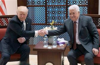 ترامب يصل إلى بيت لحم لإجراء محادثات مع الرئيس عباس