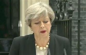 """""""بي بي سي"""":تريزا ماي لا تعتزم الاستقالة بعد خسارة المحافظين الأغلبية في البرلمان"""