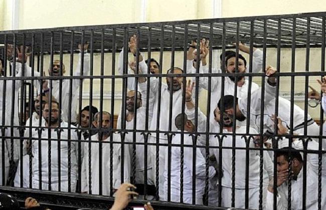 مد أجل الحكم على المتهمين في قضية  أنصار بيت المقدس  إلى فبراير المقبل -