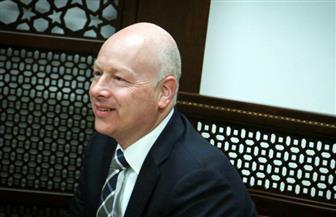 المبعوث الأمريكى لشئون المفاوضات الدولية يصل القاهرة