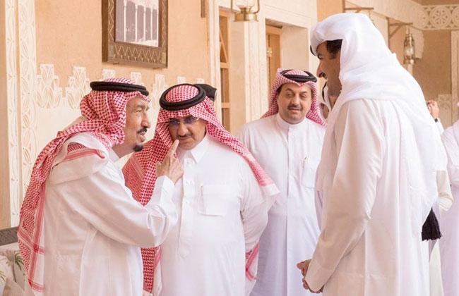 بعد تصريحات الاختراق المزعوم لأمير قطر الخليج يبدأ سياسة من ليس معنا فهو ضدنا
