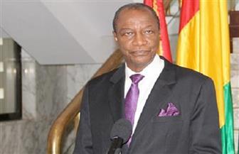 فوز رئيس غينيا كوناكرى بفترة ولاية ثالثة