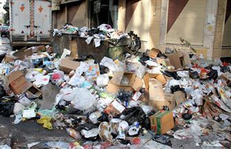 مطالبات بتعديل تشريعى فى رسوم القمامة بالبرلمان وتشديد عقوبة إلقائها فى الشارع