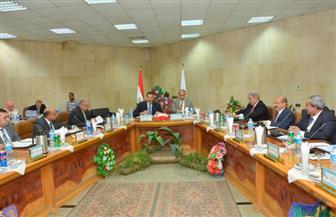 مجلس جامعة أسيوط يوافق على تعيين 11 أستاذا مساعدا بمختلف الكليات