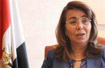 وزيرة التضامن تتوجه إلى المنيا للوقوف على حالة المصابين وتجري اتصالاتها بالكنيسة