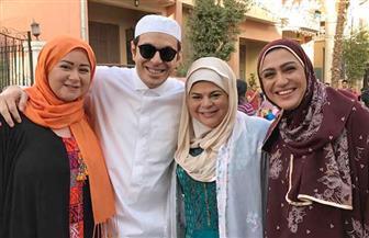 ماجدة زكي: سعيدة بتكرار تجربة التمثيل مع مصطفى شعبان