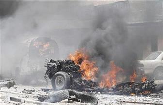 الداخلية عن حادث العريش: سيارة مفخخة انفجرت فى دورية أمنية.. واستشهاد وإصابة عدد من القوات