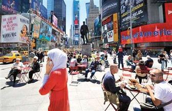 أمريكا: شخصان حاولا الدفاع عن محجبة أمريكية فتعرضا للطعن