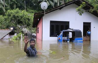 مصرع 122 شخصًا على الأقل في فيضانات سريلانكا