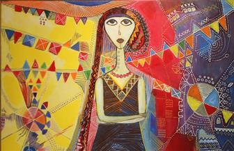 الفانوس والمسحراتي وبائع العرقسوس.. ألوان رمضان في الفن التشكيلي | صور