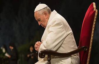"""بابا الفاتيكان  يخصص صلاة """"أحد الدموع"""" لمصابى كورونا"""