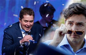 """معركة """"الشباب"""" تحتدم في كندا بين رئيس الوزراء وزعيم المعارضة الجديد"""