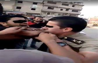 محافظ الدقهلية يدين التعدي على ضابط أمام موقف طلخا ويطالب بإعمال القانون