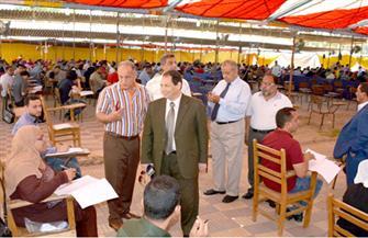 """رئيس جامعة بورسعيد: أي طالب يضبط وهو """"يغش"""" سيتم منعه من الامتحانات"""