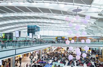 سماع دوي انفجارات قرب مطار هيثرو في لندن