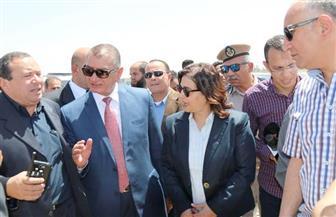 نائبة وزير الزراعة ومحافظ كفرالشيخ يتفقدان أكبر مشروع للإنتاج الداجني بالبرلس | صور