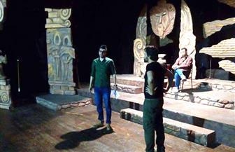 """""""كأنك تراه"""" عرض مسرحي مجاني لقصور الثقافة بطنطا بمناسبة المولد النبوي"""