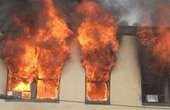 السيطرة على حريق بـ 12 منزلًا وحظيرة ماشية في قرية الرياينة بالأقصر