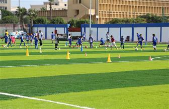 إذاعة مبارايات منتخب مصر الأولمبي في 100 مركز شباب بالقليوبية