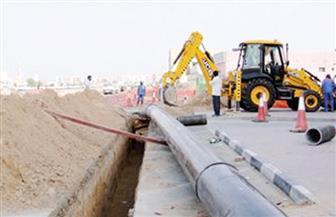 إصلاح وتجديد خطوط المياه بـ6 قرى بمركز فوه بمحافظة كفر الشيخ