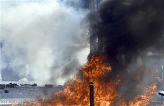 انفجار كبير أمام مسجد غربي أفغانستان