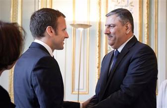 رياض حجاب بعد لقاء ماكرون: فرنسا مازالت تدعمنا