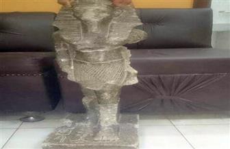 ضبط تمثال أثري بحوزة شخصين بالفيوم.. وتنفيذ ٢٣ قرار إزالة صادرًا من وزارة الآثار