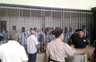 إلغاء أحكام الإعدام على متهمي أحداث عنف الدابودية والهلايل بأسوان