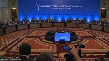 كازاخستان: المشاركون في أستانا سيتوافقون على حدود وخرائط مناطق تخفيف التصعيد في سوريا