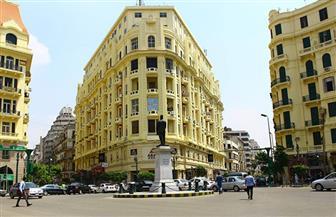 القاهرة التراثية تبدأ  تطوير عمارات وسط البلد