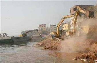 """""""الري"""" تعلن إزالة 20 ألف تعدٍ بالوجهين القبلي والبحري في أقاليم الصرف الستة"""