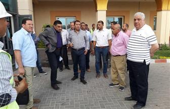 تفاصيل افتتاح عدة مشروعات تنموية بمدينة طيبة بالأقصر بتكلفة 110 ملايين جنيه |صور