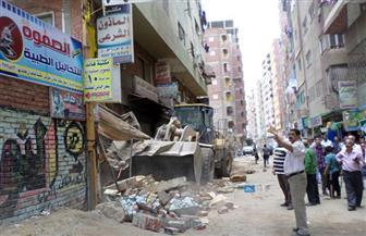 الرئيس الجديد لحي المرج يشدد على التواجد في الشارع لحل مشاكل المواطنين