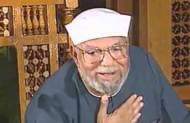 الشيخ الشعراوي يوضح حقيقة ظهور الجن للإنسان فيديو بوابة الأهرام