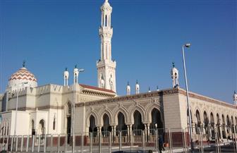 الهجان: تجميل وتطوير المنطقة المحيطة بمسجد سيدي عبدالرحيم القنائي