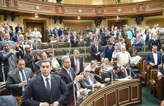 النواب يقفون تحية للطيب.. وعبد العال: البرلمان لم يتلق أي اقتراحات بقوانين تتعلق بشيخ الأزهر