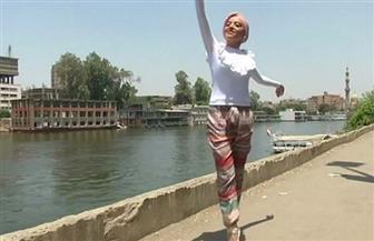 راقصة بالية مصرية تحلم بالانتشار عالميًا ولا تعتبر حجابها عائقًا   فيديو