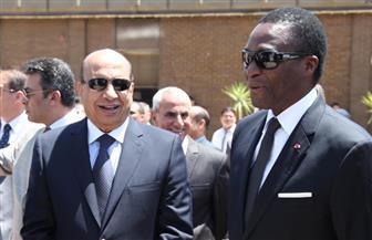وزير الدفاع الكاميروني يشيد بقدرة مصر على حل مشكلاتها وإرادتها السياسية الحرة وقدراتها التصنيعية العسكرية