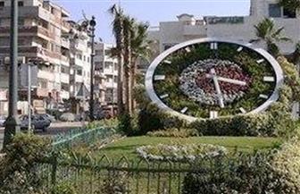 """إزالة مخالفات وتطوير ميدان """"الساعة"""" بمدينة نصر"""
