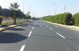 الانتهاء من تطوير طريق برج العرب - العلمين بطول ٧٠ كيلو مترًا | صور