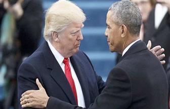 أوباما يندد بقرار ترامب الانسحاب من اتفاق المناخ