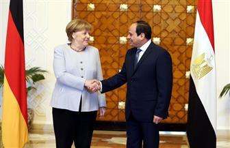 السفير عبدالعاطي: الرئيس السيسي يدشن غدًا مرحلة جديدة من التعاون الاقتصادي والتكنولوجي مع ألمانيا