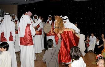 """الكويت تحتفل بانتصاف شهر رمضان بـ """"القرقيعان"""""""