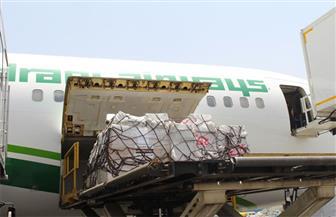 مصر ترسل مساعدات طبية إلى دولة العراق الشقيقة