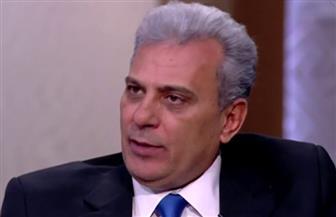 """جابر نصار: مشروع جديد مع """"الإنتاج الحربي"""" لتغيير صنابير مياه جامعة القاهرة"""