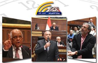 مشادات بمناقشة تيران وصنافير.. حق البرلمان.. اعتراض خالد يوسف.. مستند الخارجية.. بنشرة السادسة
